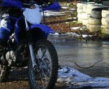Stage et perfectionnement de moto
